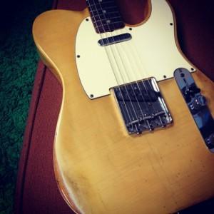 フェンダー 1971年 テレキャスター Fender 1971 Telecaster 清水邦浩ギターウクレレ教室愛知県岡崎市蒲郡市安城市