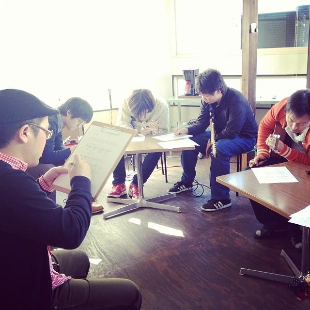 清水邦浩ギター・ウクレレ教室 虎の穴講座